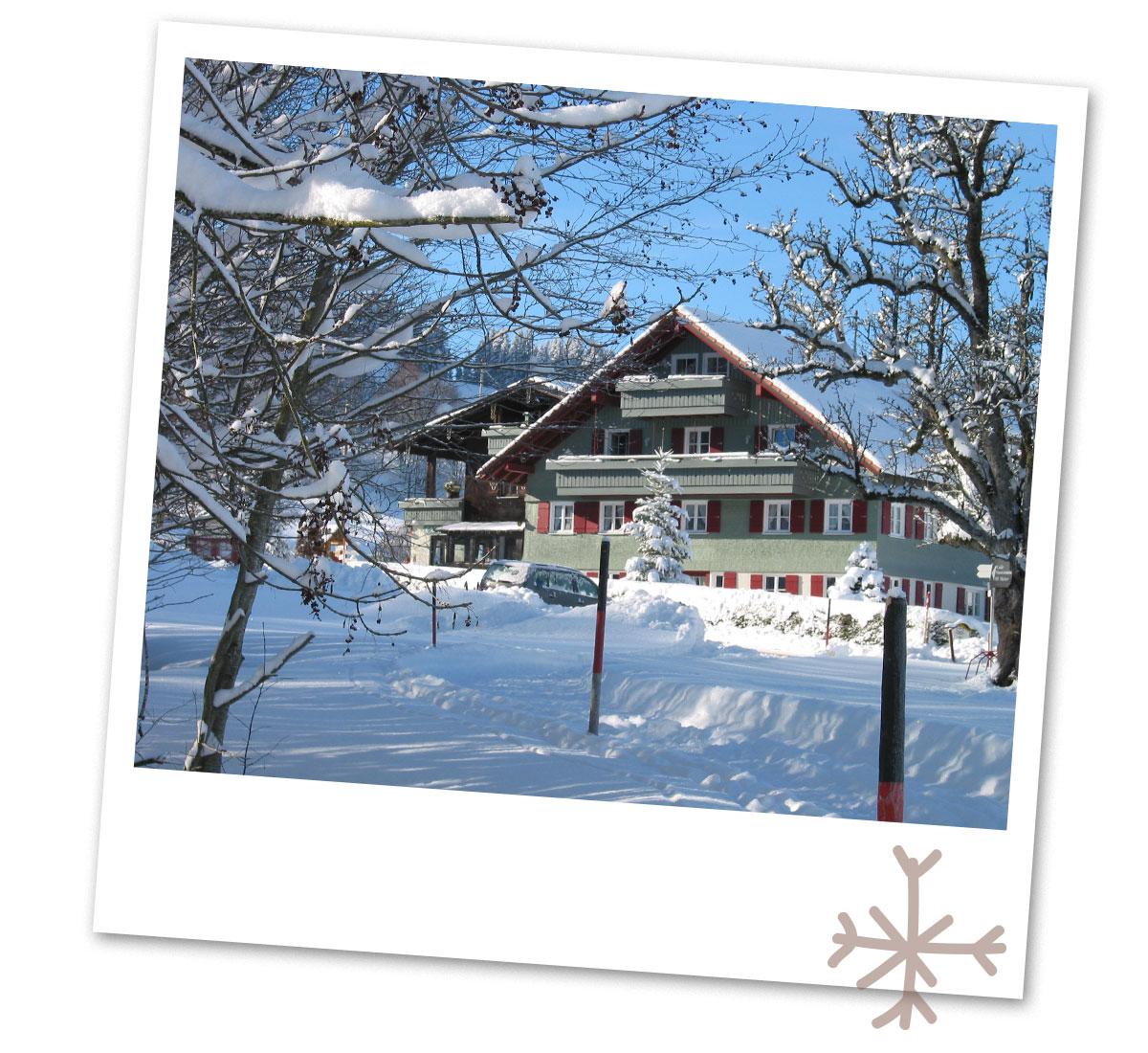 Starennest Winterurlaub