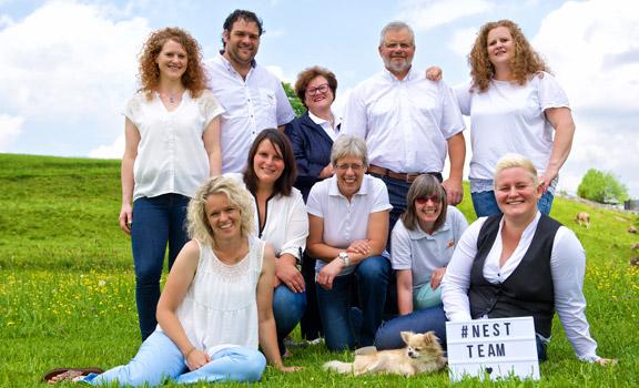Starennest Hotel Oberstaufen Team