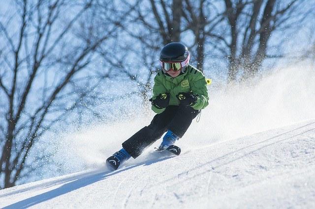 Skifahren Imberg