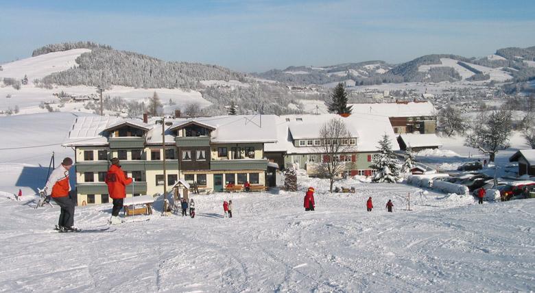 Starennest Hotel Oberstaufen Winter