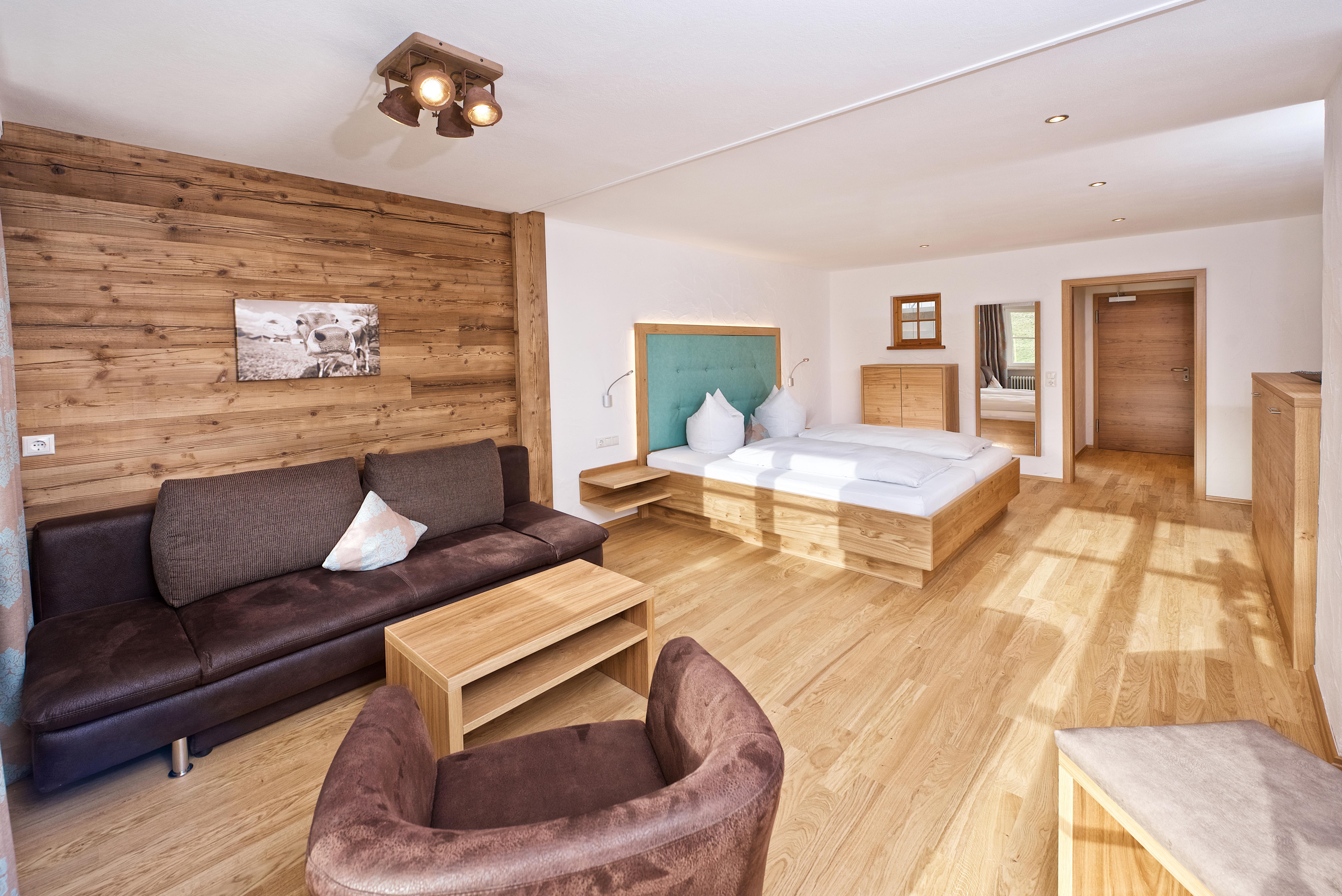 Komfortdoppelzimmer Seelekopf